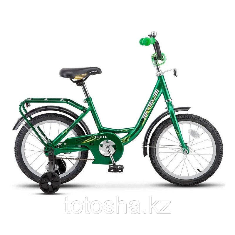"Велосипед Stels Flyte 16"" Z011 зеленый"