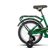 """Велосипед Stels Flyte 16"""" Z011 зеленый, фото 2"""