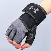 Перчатки для фитнеса мужские