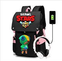 Школьный рюкзак Brawl Stars(Бравл Старс)