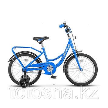 """Велосипед Stels Flyte 18"""" Z011 синий"""