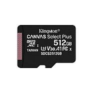 Карта памяти Kingston SDCS2/512GBSP Class 10 512GB без адаптера, фото 2