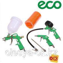 Набор пневмоинструмента, 5 предметов. ECO SGK-51
