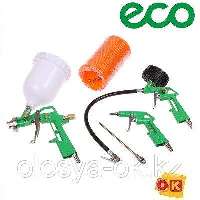 Набор пневмоинструмента, 5 предметов. ECO SGK-51, фото 2