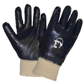 СИЗ. Перчатки с нитриловым покрытием защитные для рук