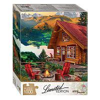Пазл Limited Edition - Идиллия в горах, 1000 элементов