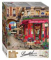 Пазл Limited Edition - Cafe des Paris, 1000 элементов