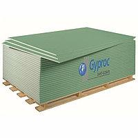 Гипсокартон Gyproc Лайт Аква 2500х1200х9,5 мм