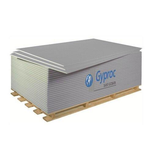 Гипсокартон Gyproc Лайт 2500х1200х9,5 мм