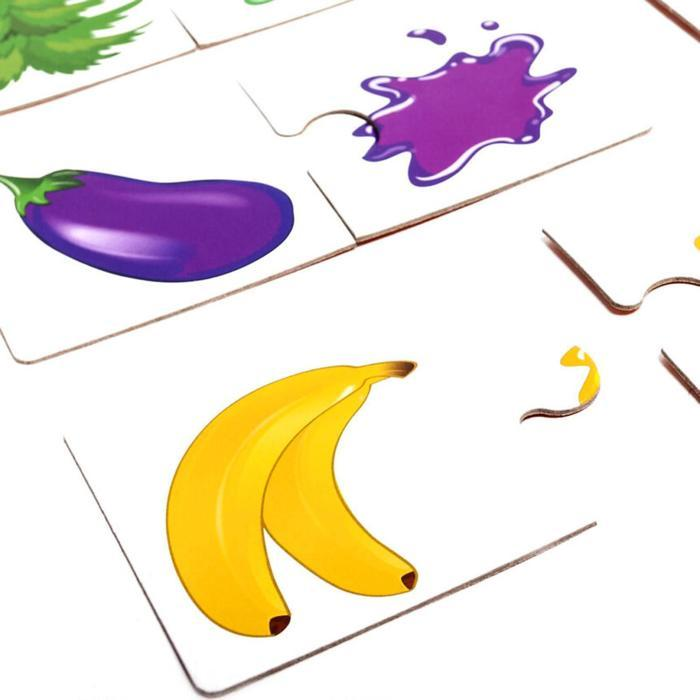 Развивающая игра «Какого цвета?» - фото 2
