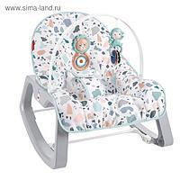 Детское кресло-качалка до 18 кг, функция вибрации