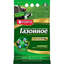 Bona Forte гранулированное пролонгированное удобрение ГАЗОННОЕ с биодоступным кремнием, 5кг