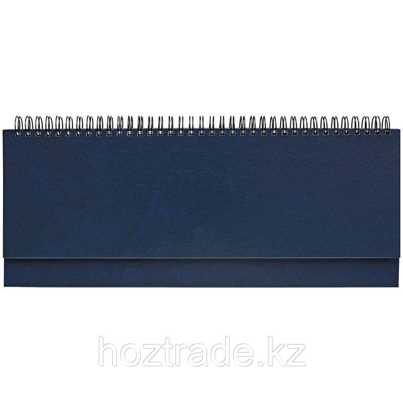 Планинг недатированный, 330*130мм, 56л., бумвинил, OfficeSpace, синий