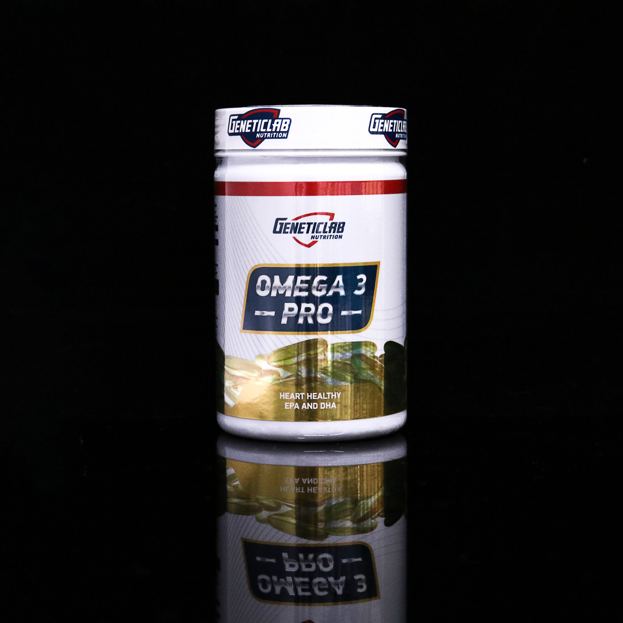 """Жирные кислоты от GeneticLab """"Omega3 PRO"""" 90капс"""