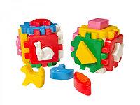 Игрушка-куб Умный малыш Веселая компания, ТехноК