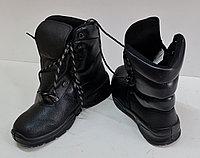 Ботинки высокими берцами БМН 065 Т