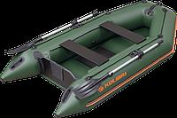 Лодка КМ260 2-местная моторная, днищ. ковр. (5-ти слойн.ПВХ 950 гр\м²)