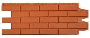 Фасадные панели Терракотовый 1000x400 мм Клинкерный кирпич,серия Стандарт (моноцвет) Grand Line