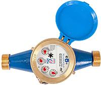 Счетчик воды мокроходный многоструйный МСВ-20-190+КМЧ