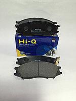 Kолодки тормозные передние HI-Q (Nissan almera, pulsar, sunny, renault samsung sm 3)