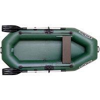 Лодка К230 1-местная гребная, днищевой коврик, комплект* (5-ти слойн.ПВХ 750 гр\м²)