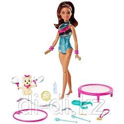 """Mattel Barbie Игровой надор """"Тереза-гимнастка"""" GHK24"""