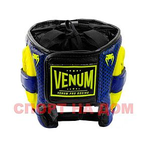 Бокс Шлем Venum LOMA  (кожа PU) размер M, фото 2