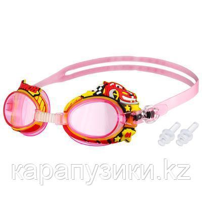 Очки для плавания детские тачки