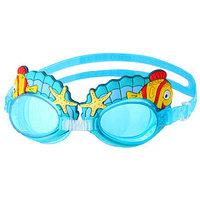 Очки для плавания детские ракушка
