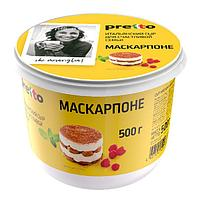 Сыр маскарпоне Pretto 80% 500 г.