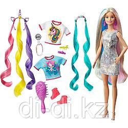 "Mattel Barbie Кукла ""Радужные волосы"" GHN04"