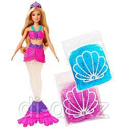 "Mattel Barbie Кукла-русалочка ""Dreamtopia Невероятные цвета"" GKT75"