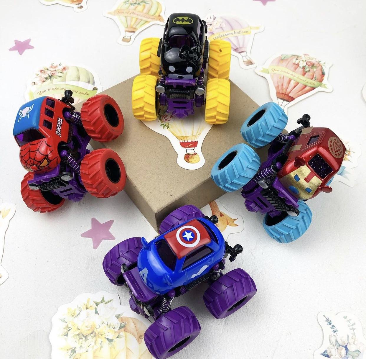 Инерционная машина Avengers