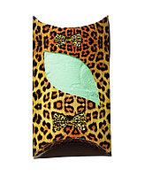 Полотенце в подарочной упаковке (мятного цвета), 48 см