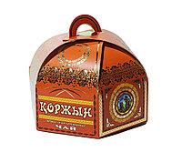 "Чай ""Коржын"" в подарочной коробочке (бонбоньерке), 9 см"