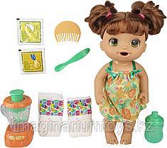 Кукла интерактивная Baby Alive Волшебный тропический миксер