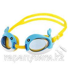 Детские очки для бассейна дельфин