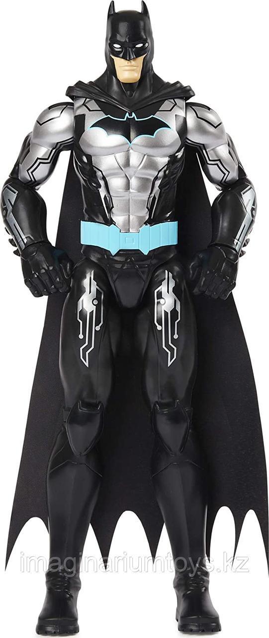 Бэтмен фигурка Batman черно-голубой костюм