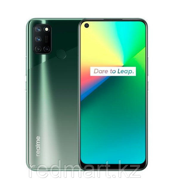 Смартфон Realme 7i 4/128Gb зеленый