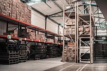 Товары в розничном складе ALLDDP