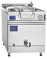 Котел пищеварочный КПЭМ-250/9 Т вся нерж. с тремя режимами нагрева, фото 1