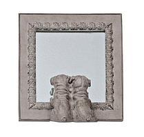 Зеркало с собачками 18.7х7х20,5.