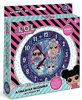 Мозаика алмазная LOL Surprise! Часы