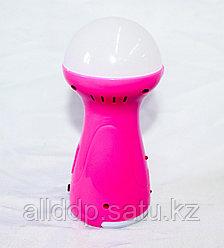 Сигнальный фонарь для кемпинга, розовый