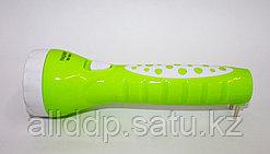 Фонарик 25 см, зеленый