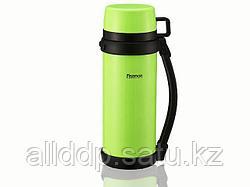 7886 FISSMAN Термос 1200 мл зеленый (нерж. сталь)