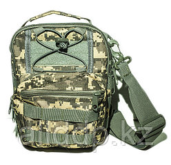 Плечевая тактическая сумка_1, 30 см