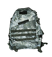 Рюкзак (туристический/школьный), 50 см (серый)
