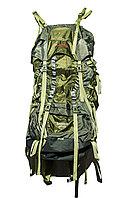 Рюкзак туристический Сanodug Adventure, 65+10л (хаки)