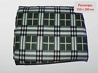 Плед для пикника, зеленый, 150*180 см
